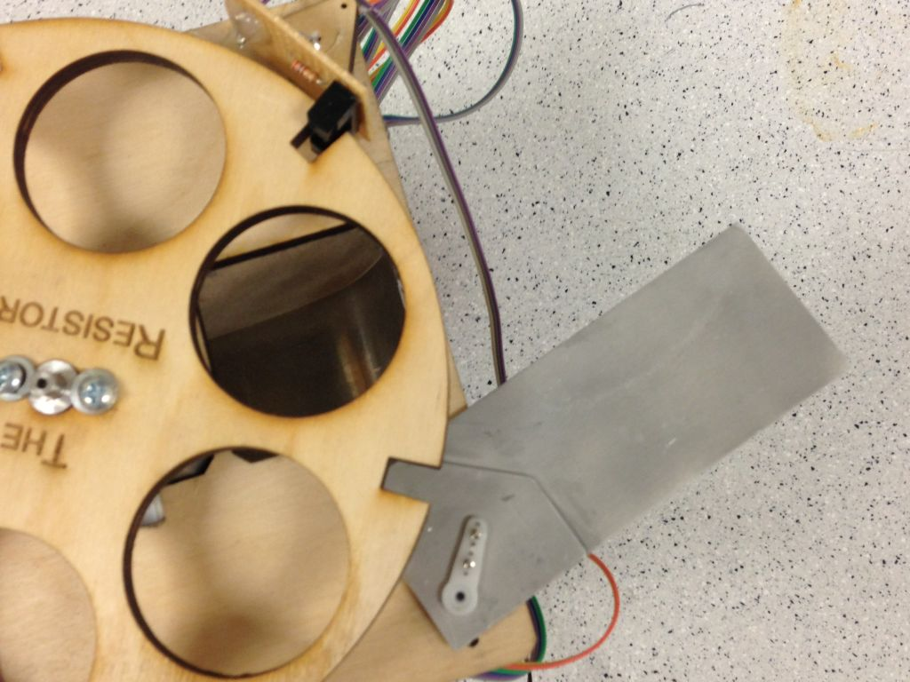 Physical Design The Resistors